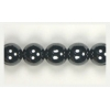 Magnetic Round 10mm 16in Strand Hematite